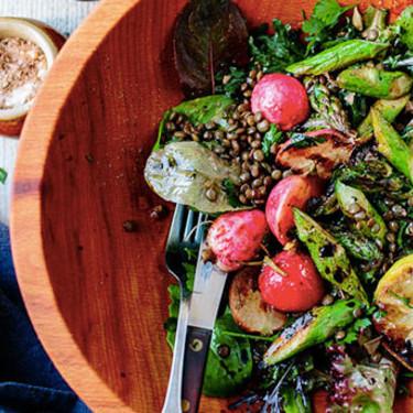 夏季你适合吃这8种沙拉 色彩混搭更美味