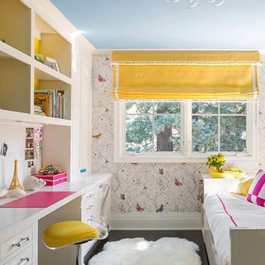 色彩梦想屋 每个女孩都想拥有的房间