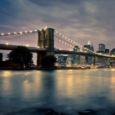 魔幻而冶艳 探秘纽约陶醉般的夜景