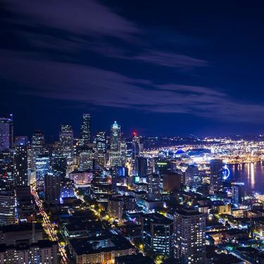 Seattle 's Grey西雅图的至美灰调