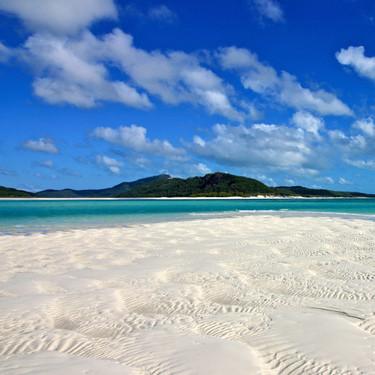 寻找全世界最美的海滩