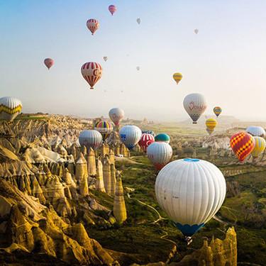全球十大热气球的好去处 换一种方式看世界