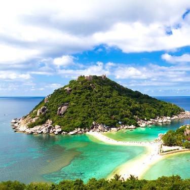 全球最美十大海岛 让人心生向往的人间天堂