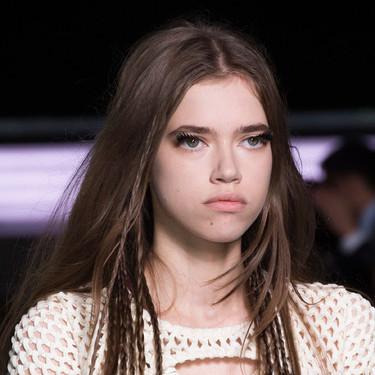 2016春夏米兰时装周 Louis Vuitton妆容