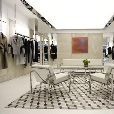 以简约浪漫元素塑造优雅时尚,LUCIEN WANG首家直营店揭幕开业!