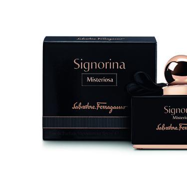 菲拉格慕Signorina+Misteriosa玄魅伊人女士香水