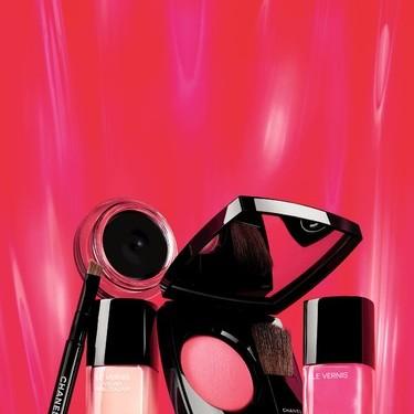 香奈儿自由创作彩妆系列 未来之城