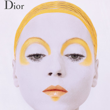Dior迪奥的色彩艺术-Visuals