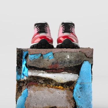 Acne Studios发布新款运动鞋履