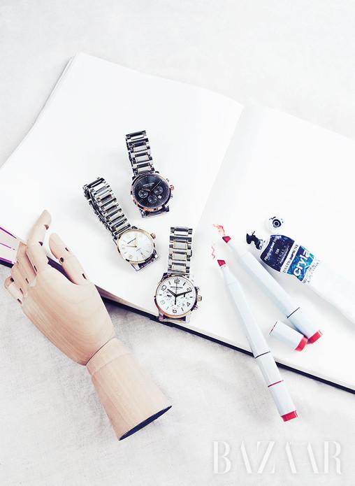 奢华腕表不只是你最显身价的配饰,也扮演着你生活中不可或缺的角色,混搭本季流行的条纹、波点元素,把奢华腕表戴出年轻时髦感。