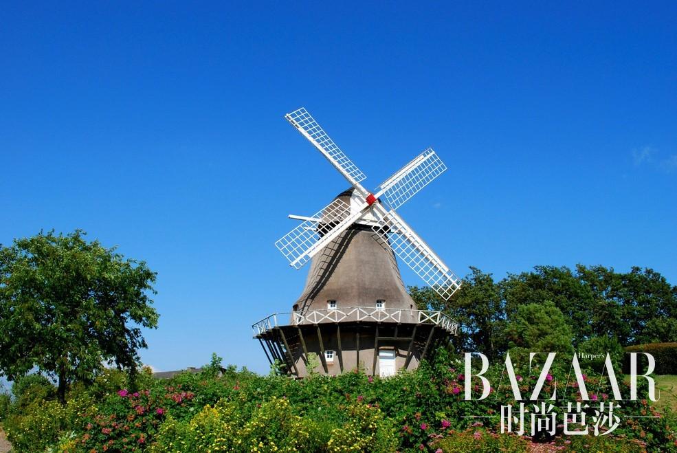 丹麦菲英岛,风车