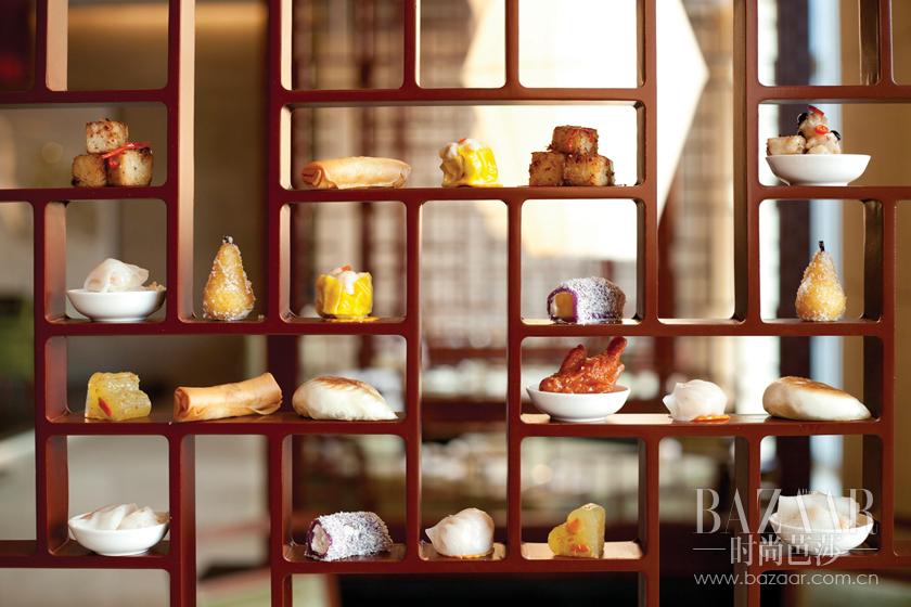 每次候机都觉得吃不下饭?来这里告诉你什么叫地道正宗的港式茶点,大厨用心制作的美食简直每一口下去都能感受到满满的幸福!
