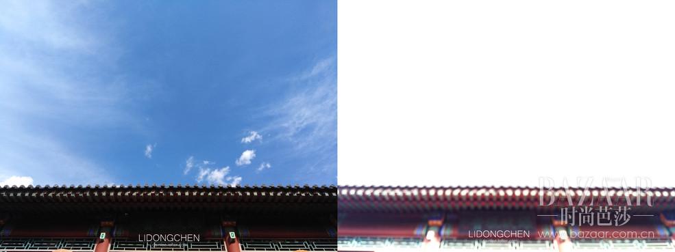 在经过手动调教快门速度以后,你就可以得到两张风格完全不一样的照片。     摄影/李东宸 文/李东宸