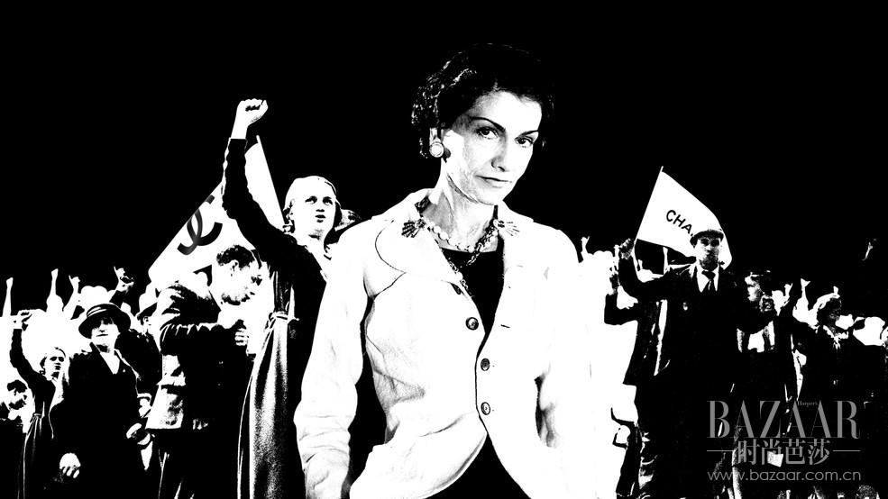 """2017年,让我们记住""""嘉柏丽尔"""",这是香奈儿品牌创始人的名字,她也是世人所熟知的可可·香奈儿。在2017春夏系列发布会上,卡尔·拉格斐推出一款名为 Gabrielle de Chanel 的全新手袋。2017年秋天,香奈儿亦将以""""嘉柏丽尔""""为名,呈献香水新作。"""